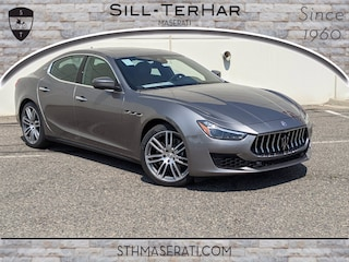New 2020 Maserati Ghibli S Q4 Sedan ZAM57YTA3L1353976 in Broomfield, CO