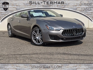 New 2020 Maserati Ghibli S Q4 Sedan ZAM57YTA9L1354002 in Broomfield, CO
