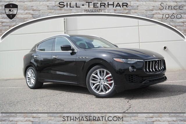 New 2019 Maserati Levante S For Sale or Lease | Denver CO | Near  Westminster & Boulder | 000R0291 ZN661YUA1KX308229