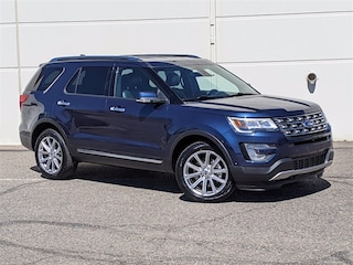 Used 2017 Ford Explorer Limited SUV in Broomfield, CO