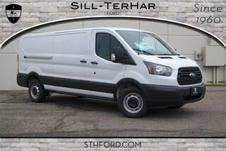 2019 Ford Transit Van Cargo Van T-250 148 Low Rf 9000 GVWR Sliding RH Dr