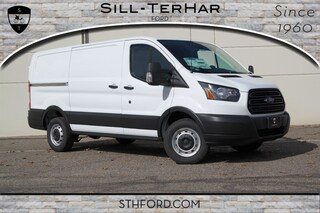2019 Ford Transit Van Cargo Van T-250 130 Low Rf 9000 GVWR Sliding RH Dr