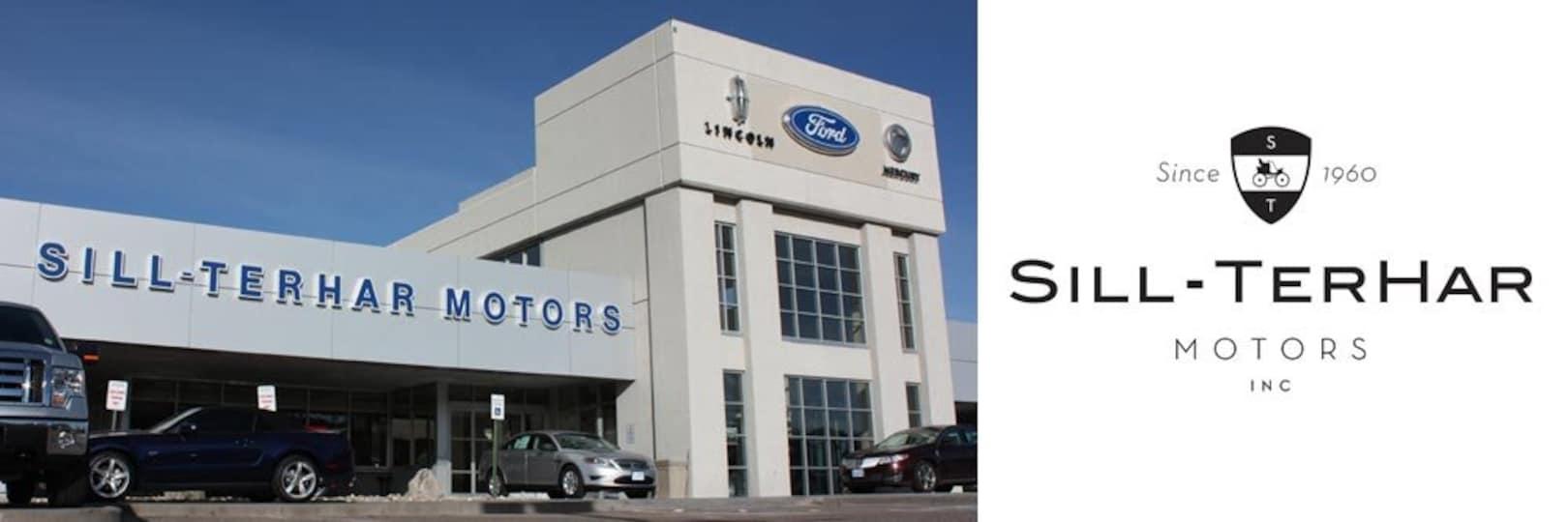 Sill Terhar Motors Inc Ford Dealership In Broomfield Co