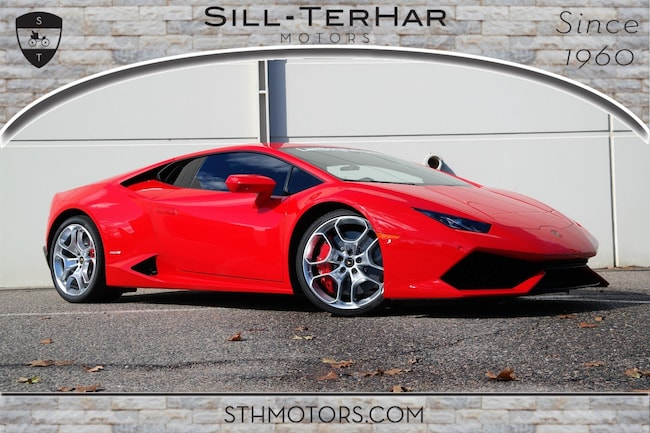 Used 2017 Lamborghini Huracan For Sale At Sill Terhar Motors Inc