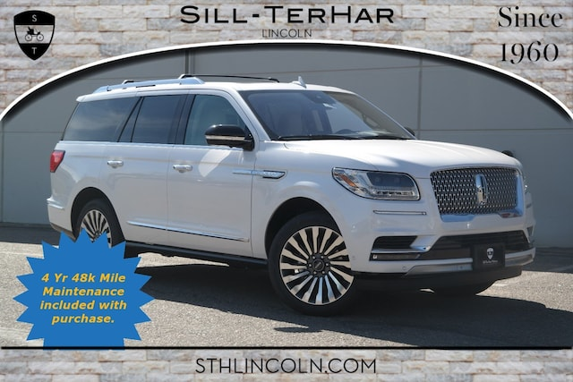 New 2019 Lincoln Navigator For Sale At Sill Terhar Motors Lincoln