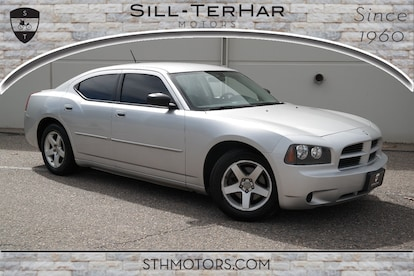 2008 Dodge Charger For Sale >> Used 2008 Dodge Charger For Sale At Sill Terhar Motors Lincoln Vin 2b3ka43g18h244951