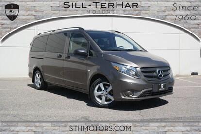Used 2016 Mercedes Benz Metris Passenger Van For Sale At Sill Terhar Motors Lincoln Vin Wd4pg2ee3g3091726