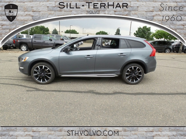 New 2018 Volvo V60 Cross Country T5 AWD Wagon For Sale/Lease Westminster CO