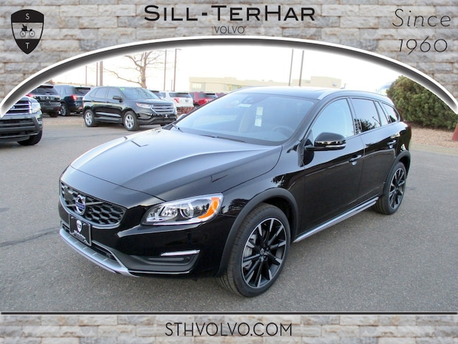 New 2018 Volvo V60 Cross Country T5 AWD Platinum Wagon For Sale/Lease Westminster CO