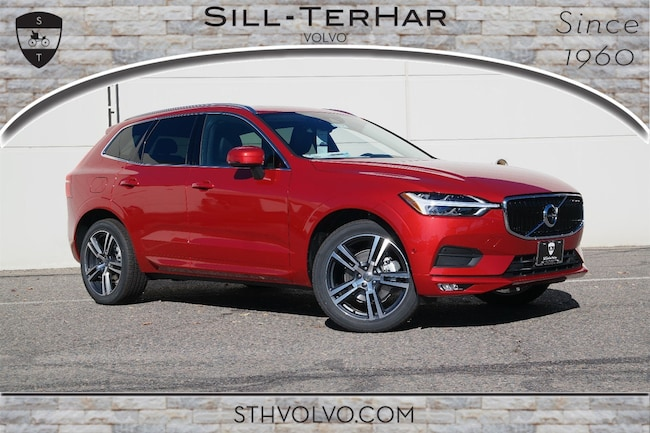 New 2019 Volvo XC60 T5 Momentum SUV For Sale/Lease Westminster CO