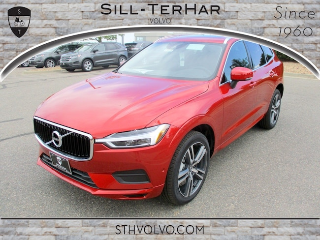 New 2018 Volvo XC60 T6 AWD Momentum SUV For Sale/Lease Westminster CO