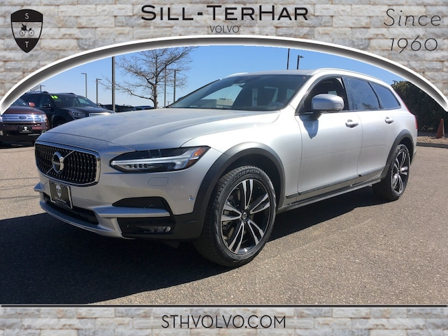 New 2018 Volvo V90 Cross Country T5 AWD Wagon For Sale/Lease Westminster CO