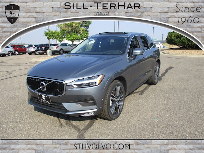 new 2018 volvo xc60 for sale lease broomfield co vin. Black Bedroom Furniture Sets. Home Design Ideas