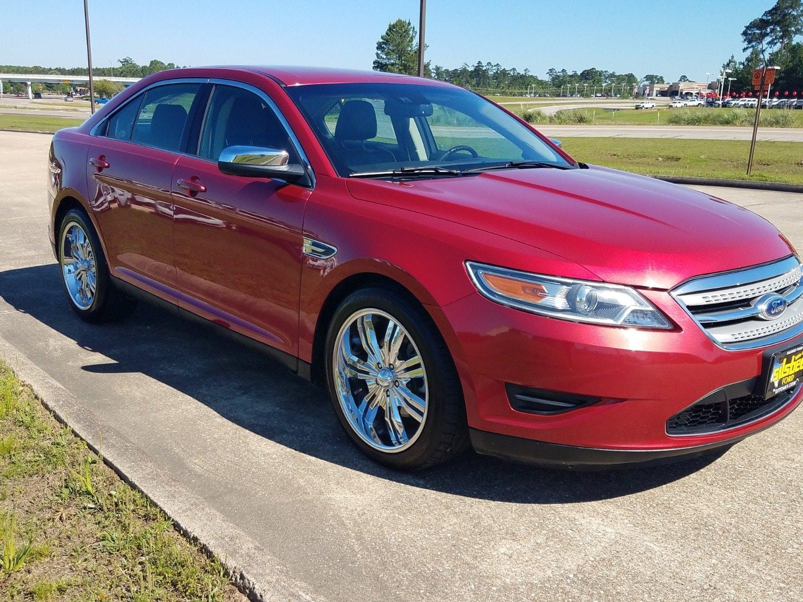 2012 Ford Taurus Limited Sedan