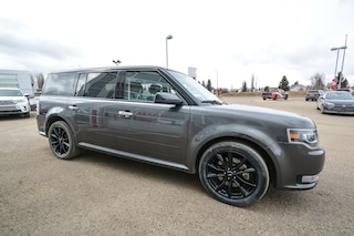 2019 Ford Flex Limited, Silverwood Certified SUV