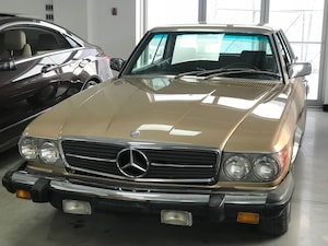 1981 Mercedes-Benz SLC-Class 380SLC Coupe STUNNING CLASSIC, LOW MILEAGE!!