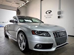 2010 Audi S4 4.2L V8, B&O Stereo, Low KM Loaded