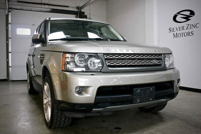 2011 Land Rover Range Rover Sport V8 Supercharged, LUX pkg SUV