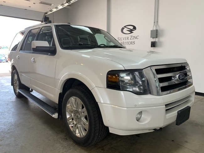 2012 Ford Expedition 4x4, LEATHER, NAVI, REAR ENT. 7pass