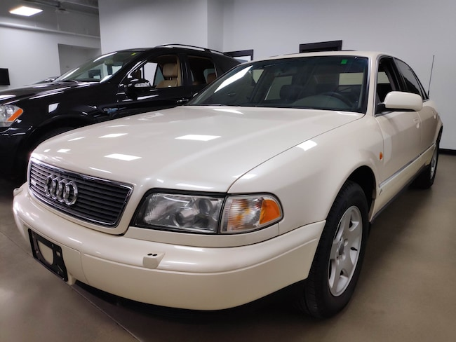 1997 Audi A8 quattro, 1owner, LOW KMS, AMAZING CONDITION! V8 Sedan