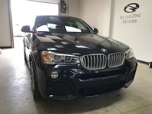 2016 BMW X4 2016 BMW xDrive M-sports pkg, CLEAN, No stories