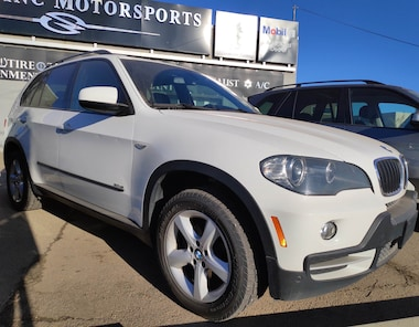 2007 BMW X5 AWD*Clean Carproof*Winter Tires*Navi SUV