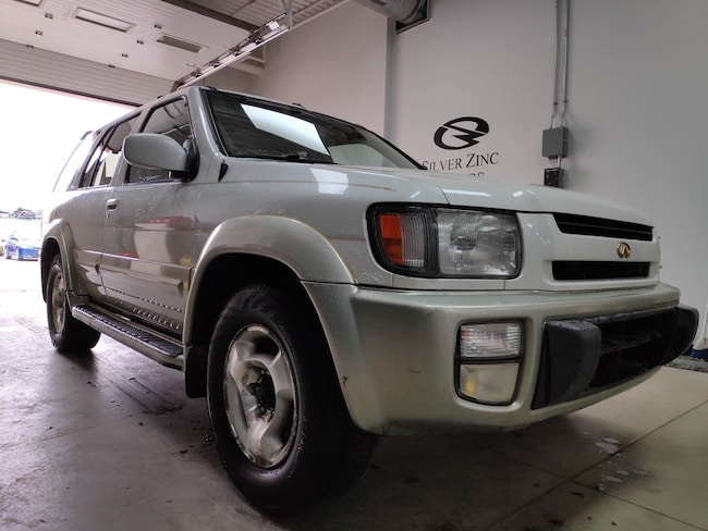 1998 INFINITI QX4 4x4, Leather, Sunroof, Clean History
