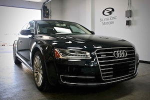 2016 Audi A8 Massage Seats, Top Cond, Full Service Record, LOW