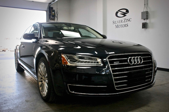 2016 Audi A8 Massage Seats, Top Cond, Full Service Record, LOW  Sedan