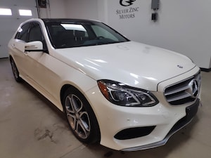2014 Mercedes-Benz E-Class 4MATIC AMG pkg*1-Owner*V.G condition!