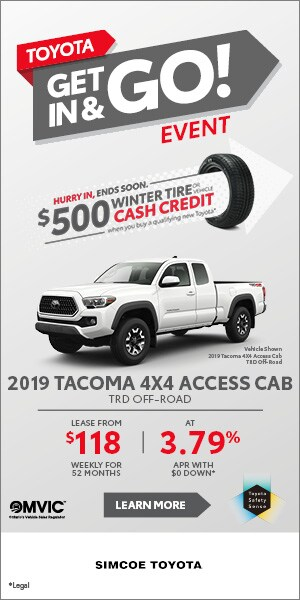 Lease From $118*