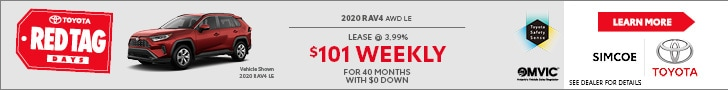 Lease From $101 Weekly*