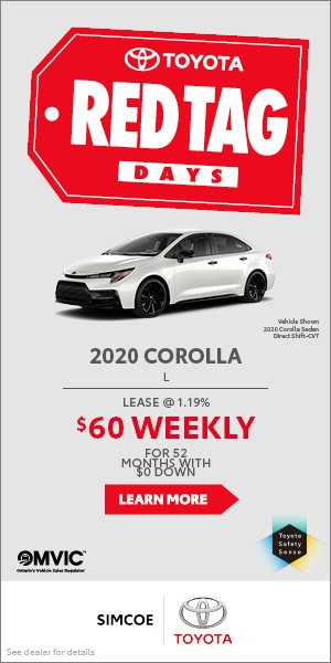 Lease From $60 Weekly*