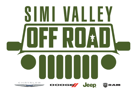 Modified Jeep and Ram Simi Valley logo