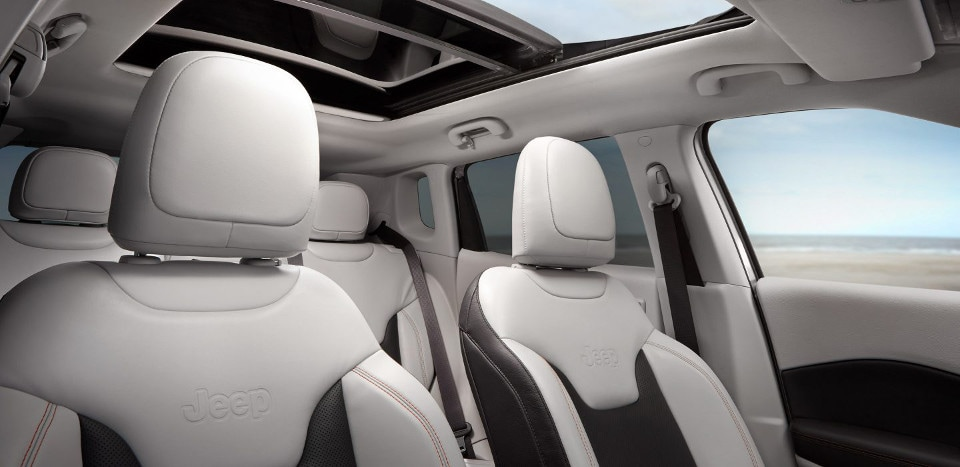 2018 Jeep Compass Interior Seating