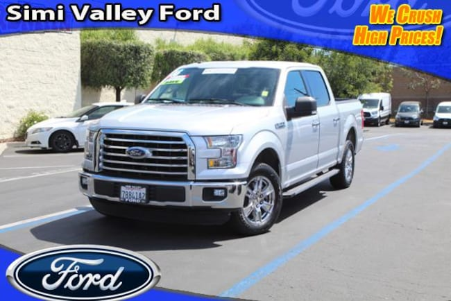 Used 2016 Ford F-150 XLT Truck in Simi Valley