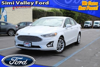 2019 Ford Fusion Energi Titanium Sedan