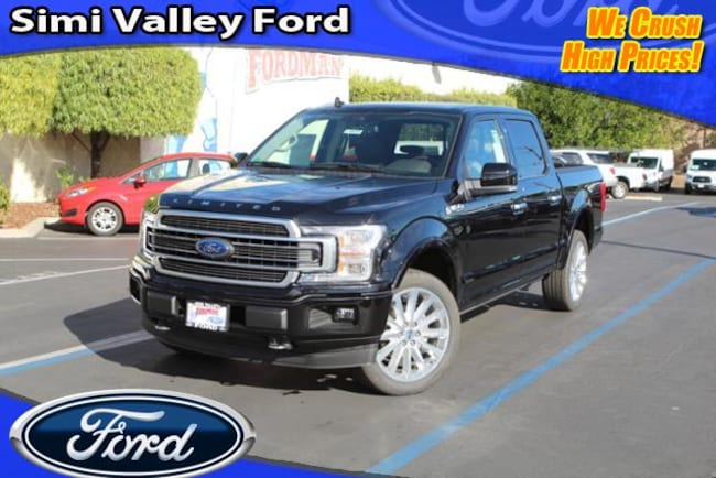 New 2019 Ford F-150 Limited Truck in Simi Valley