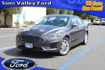 2019 Ford Fusion Hybrid Sedan