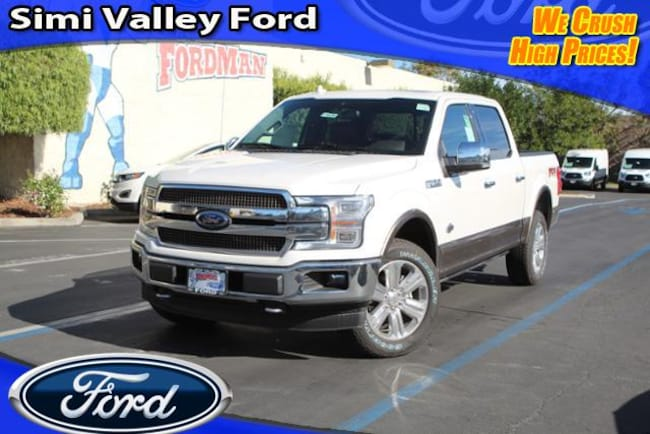 New 2019 Ford F-150 King Ranch Truck in Simi Valley