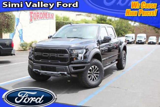 New 2019 Ford F-150 Raptor Truck in Simi Valley