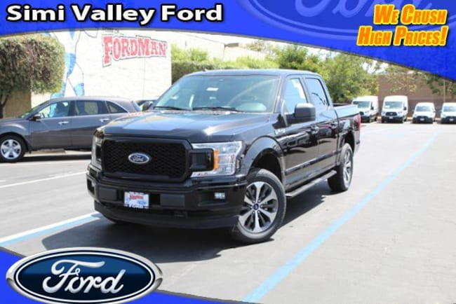 New 2019 Ford F-150 STX Truck in Simi Valley