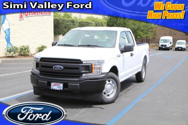 New 2019 Ford F-150 XL Truck in Simi Valley