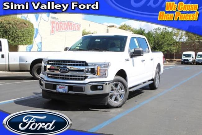 New 2018 Ford F-150 XLT Truck in Simi Valley