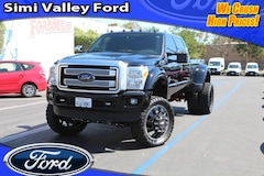 2016 Ford F-450SD Platinum Truck