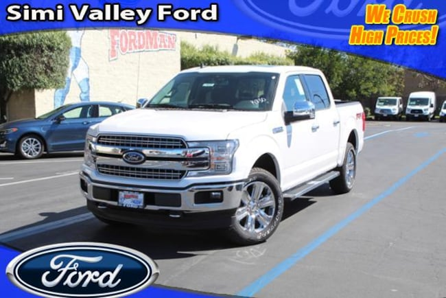 New 2019 Ford F-150 Lariat Truck in Simi Valley