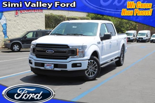 New 2019 Ford F-150 XLT Truck in Simi Valley