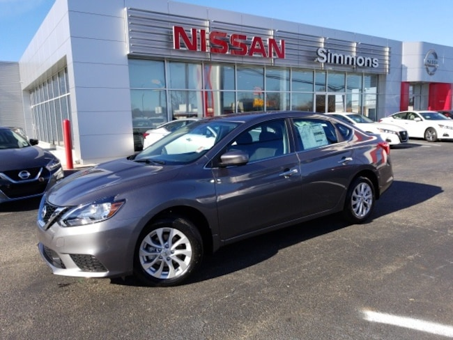 New 2019 Nissan Sentra S Sedan For Sale/Lease Mount Airy NC