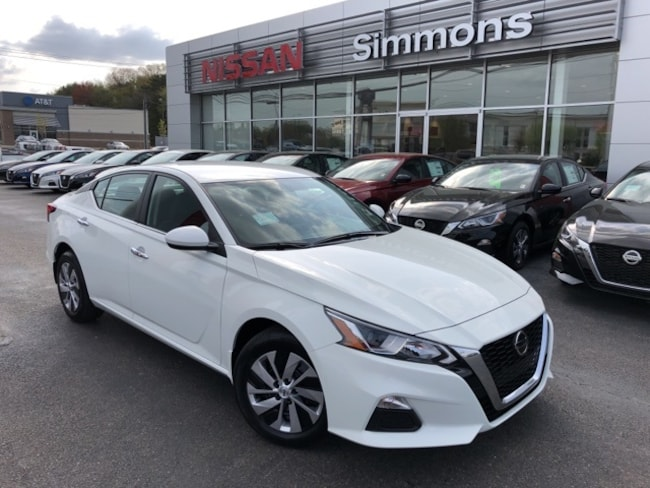New 2019 Nissan Altima 2.5 S Sedan For Sale/Lease Mount Airy NC