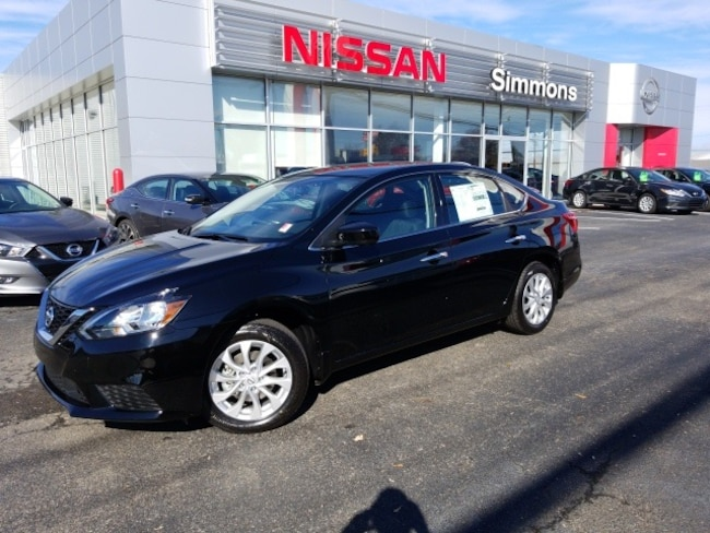 New 2019 Nissan Sentra SV Sedan For Sale/Lease Mount Airy NC